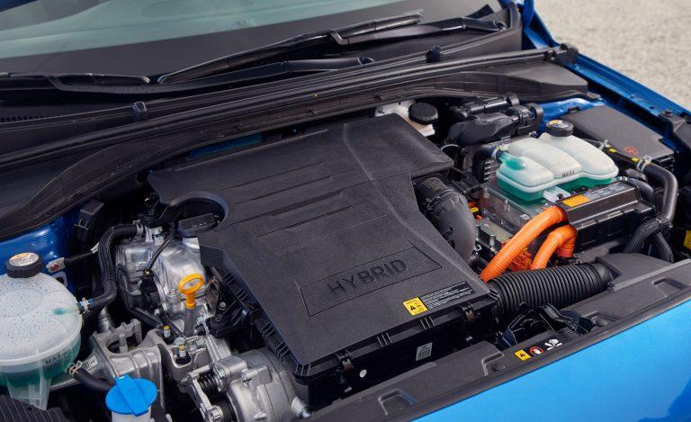 Hyundai Ioniq spotted in Lahore! - PakWheels Blog