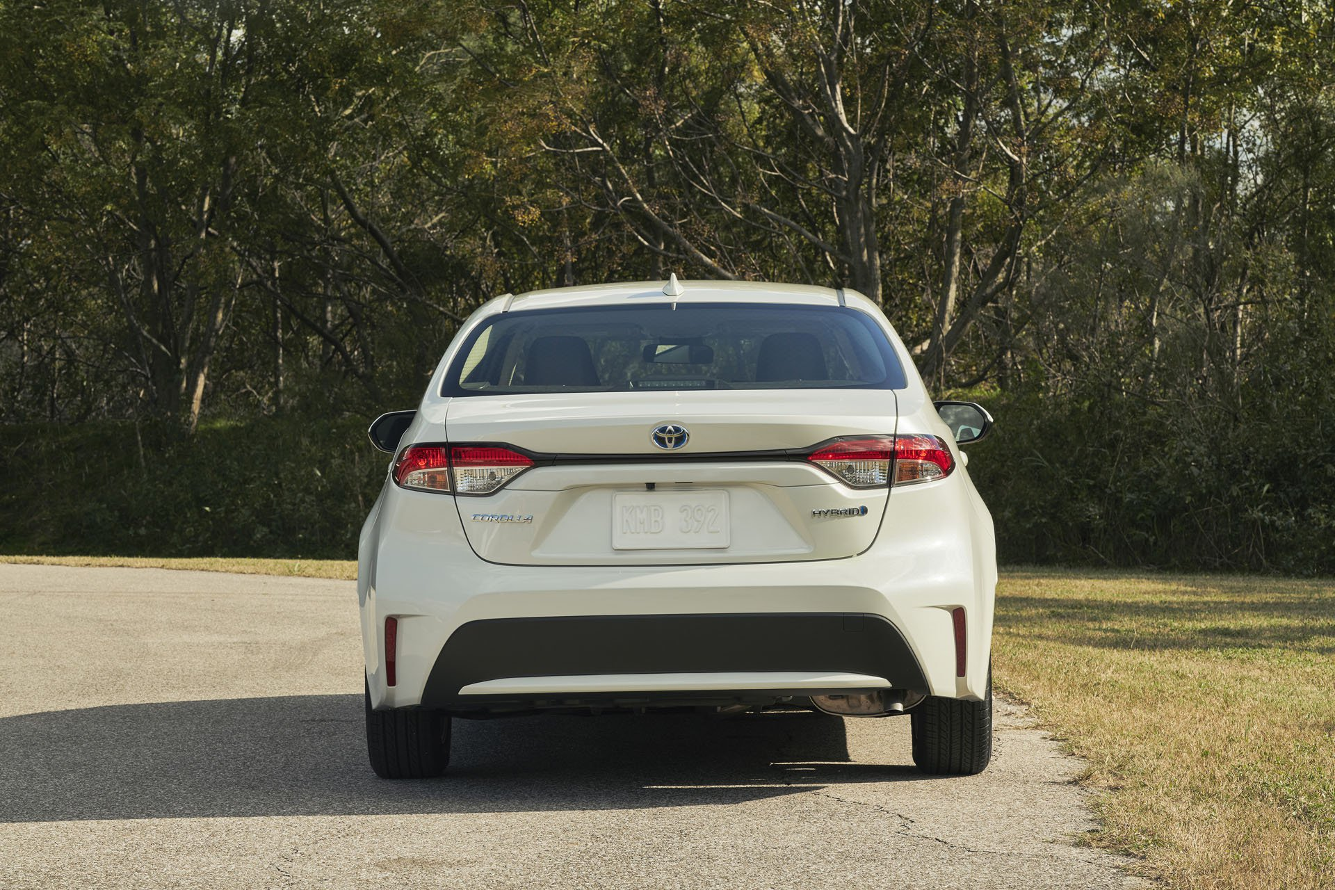 Toyota Corolla 2020 Hybrid unveiled for the US market ...