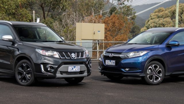 Honda Vezel Vs Suzuki Vitara: A Brief Comparison - PakWheels