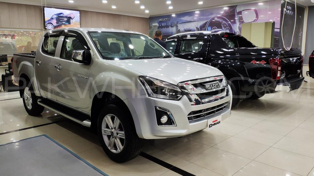 Ghandhara Launches New Lineup Of Isuzu D Max Diesel Pickup Trucks In