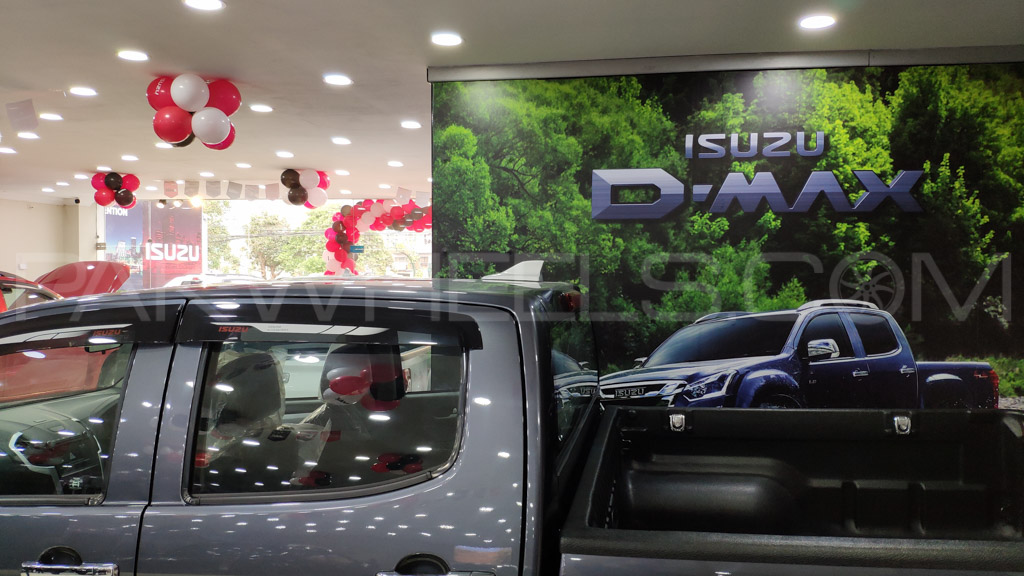 Ghandhara launches new lineup of Isuzu D-Max diesel pickup