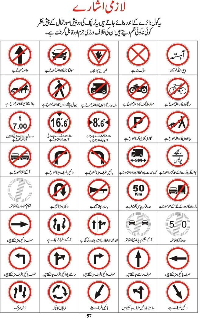 Computerized traffic sign testing system launched by CTP Rawalpindi