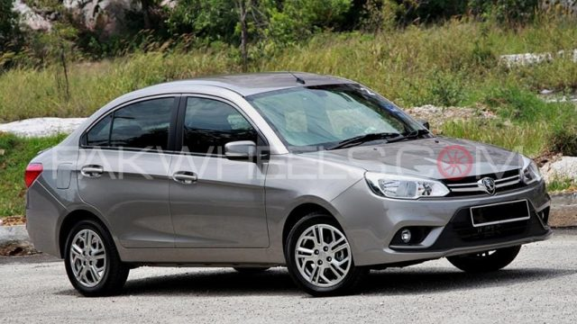 Proton Saga Spotted Have A Look Pakwheels Blog