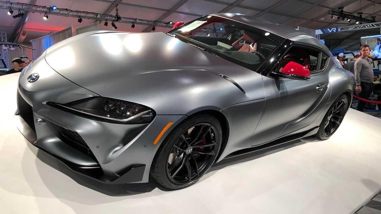 Toyota Supra 2020 Price In Pakistan