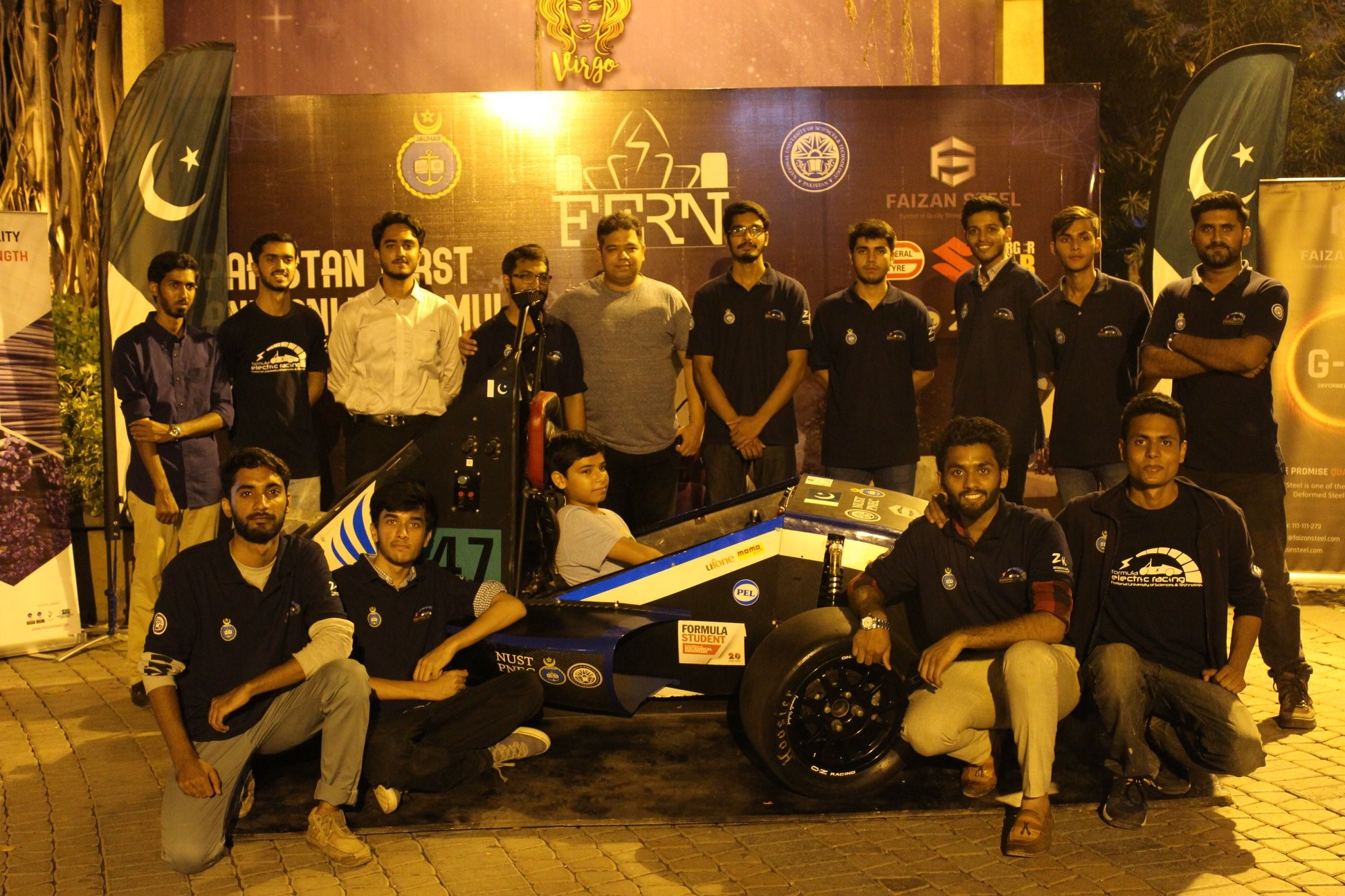 Journey of Pakistan's only Formula Electric Team - PakWheels