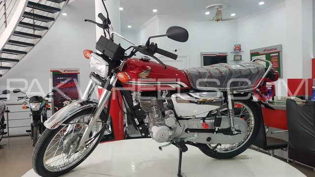 Cg 125 price in pakistan 2020
