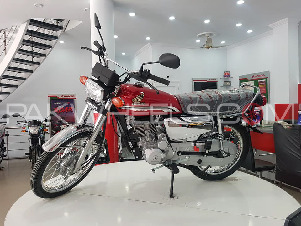 Honda Cg125 S Vs Yamaha Yb 125z A Brief Comparison News