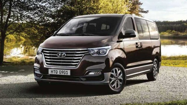 Hyundai Grand Starex In Pakistan Vs. Grand Starex In The