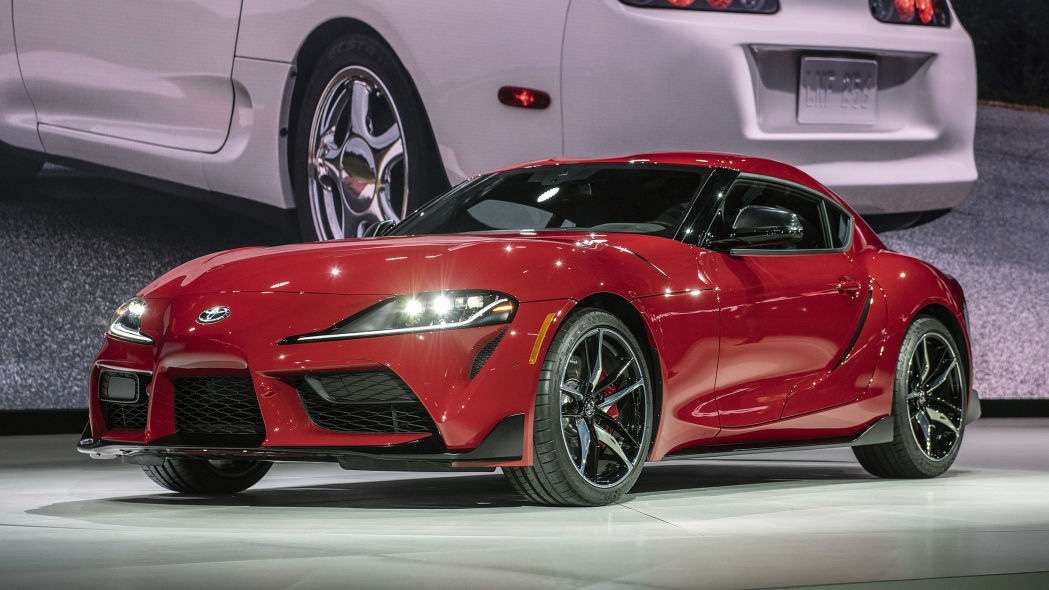 Toyota Company Latest Models >> Toyota Supra TRD Performance Line Concept set to be ...