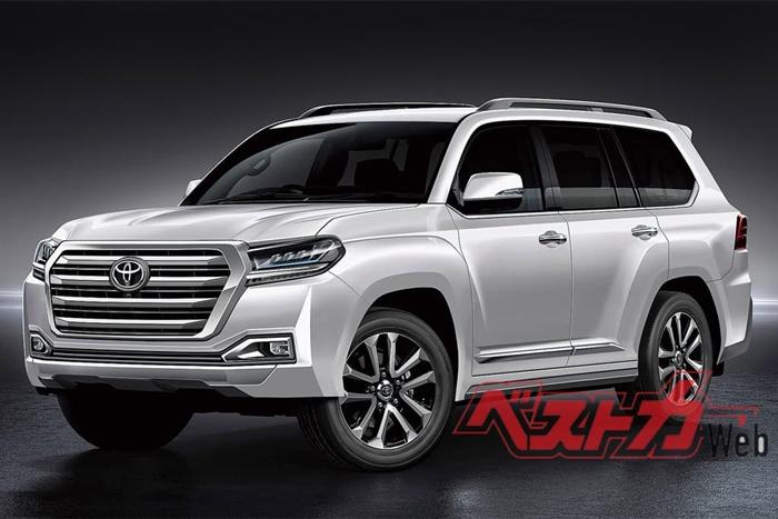 Toyota Land Cruiser Going V6 from V8 - News/Articles ...