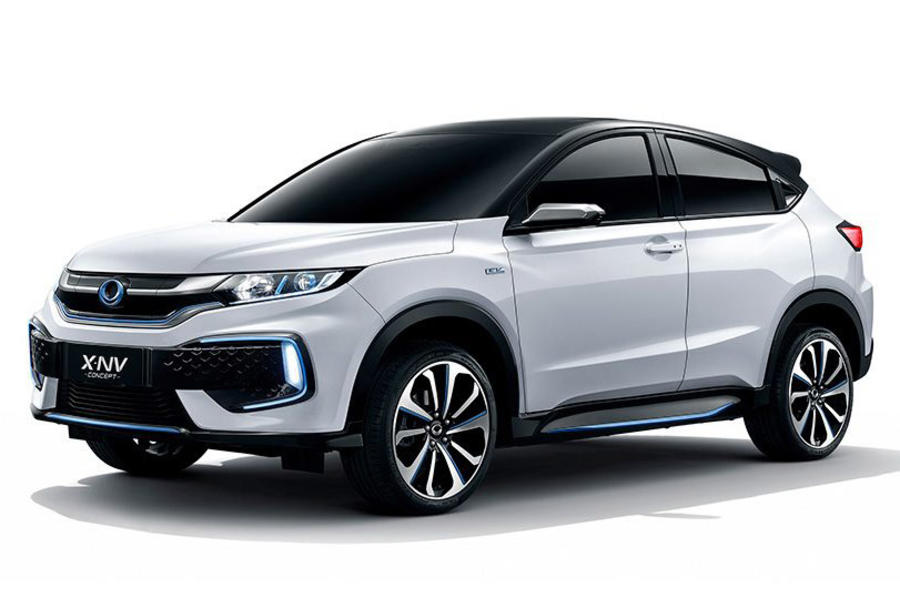 Car Battery Ratings >> Toyota, Honda display electric SUVs at Shanghai Auto Show ...