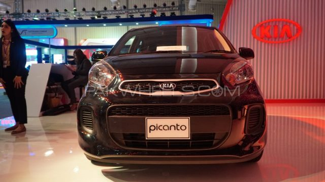 Locally Made Kia Picanto To Be Delivered In October 2019 Pakwheels