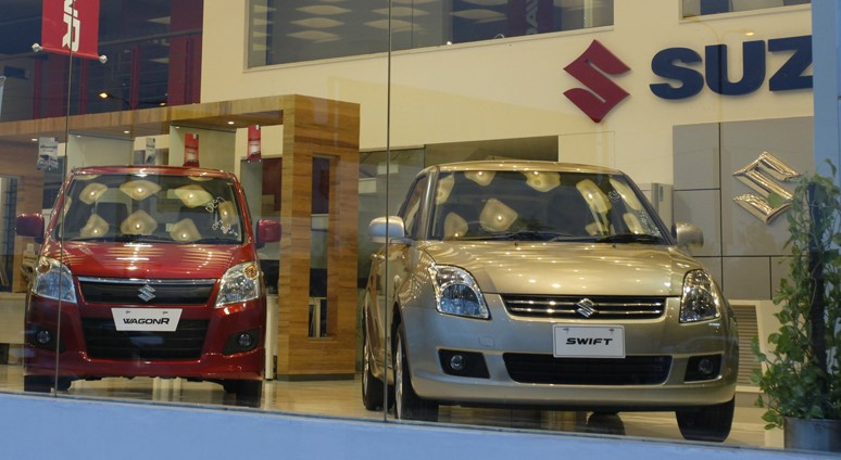 Pak Suzuki introduces 'Courtesy Car' facility in Pakistan