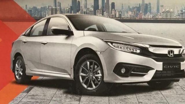Honda Civic 2019 Facelift Launched In Pakistan Price Specs