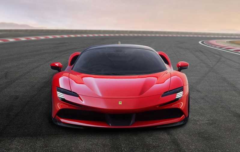 1000HP Ferrari SF90 Stradale Revealed - Not your usual