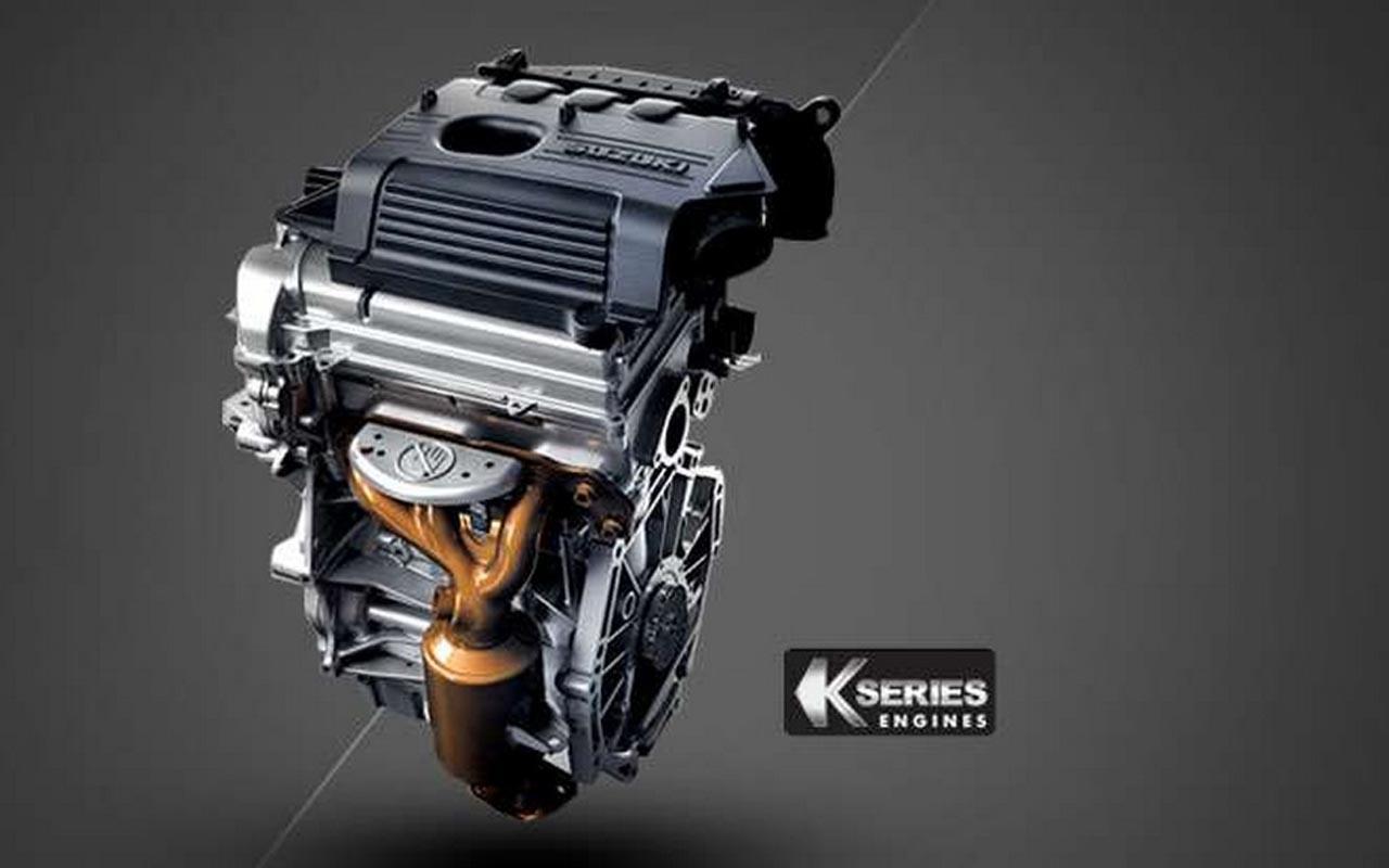 Suzuki Alto 660cc R-Series Engine! More advanced than K