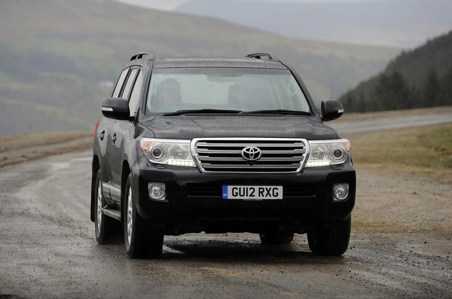 Toyota Land Cruiser 2019 Prices in Pakistan, Pictures