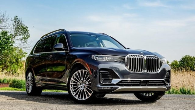 The Majestic Bmw X7 2019 Launched In Pakistan Pakwheels Blog