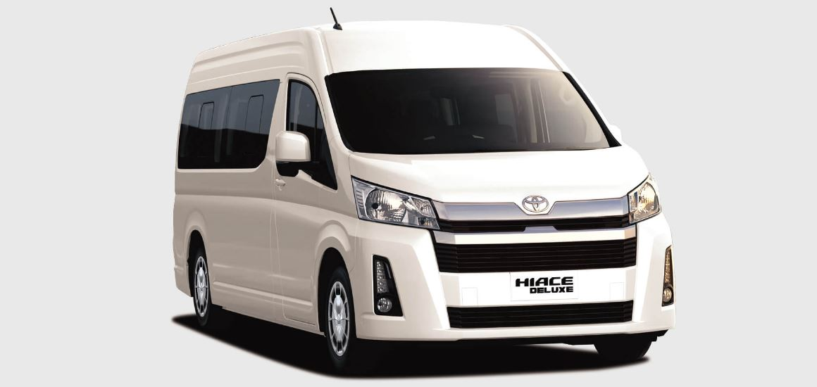 The all-new 6th gen Toyota Hiace has been launched in Pakistan