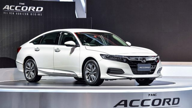 10th gen Honda Accord launched in Pakistan - PakWheels Blog