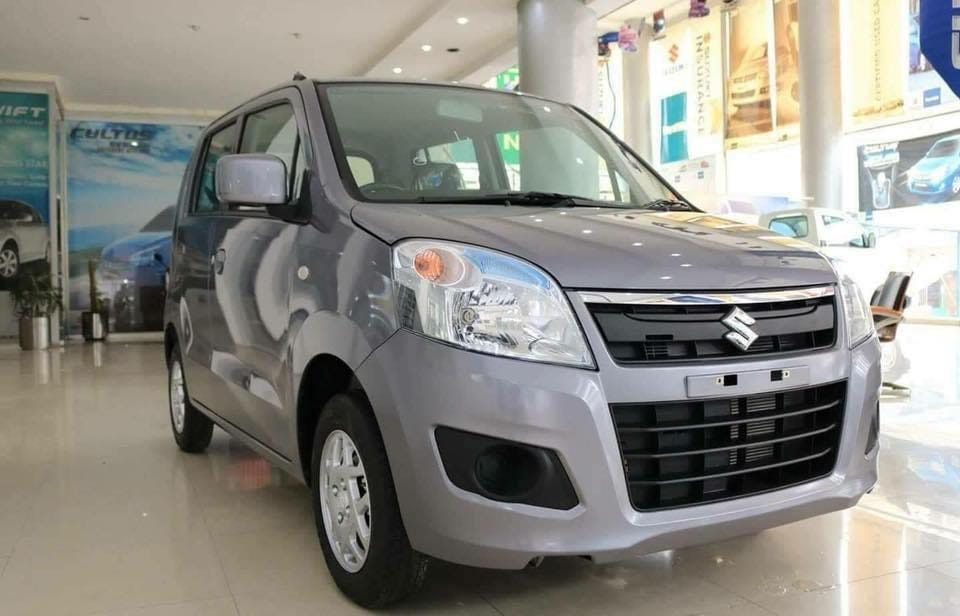 Suzuki Wagon R base variant