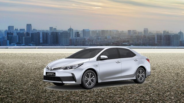 imc offers free insurance on corolla altis 1 6l variant
