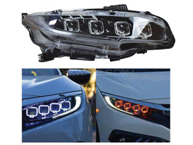 Honda Civic Bugatti Style LED Headlamps sale