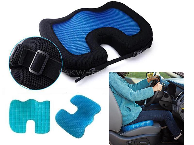 U-Shape Pain Relieve Gel Foam Seat Cushion sale