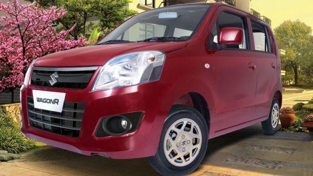 Suzuki Wagon R AGS