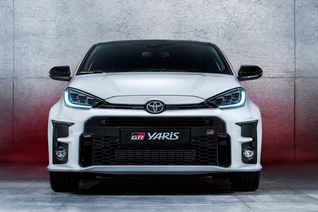 2020 Toyota Gr Yaris Revealed Have A Look Pakwheels Blog