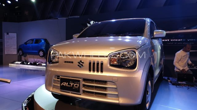 SUZUKI ALTO 2019 Exterior picture (cars launched in Pakistan during 2019)