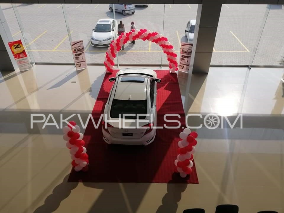 Honda Civic 1.5 VTEC Turbo Oriel