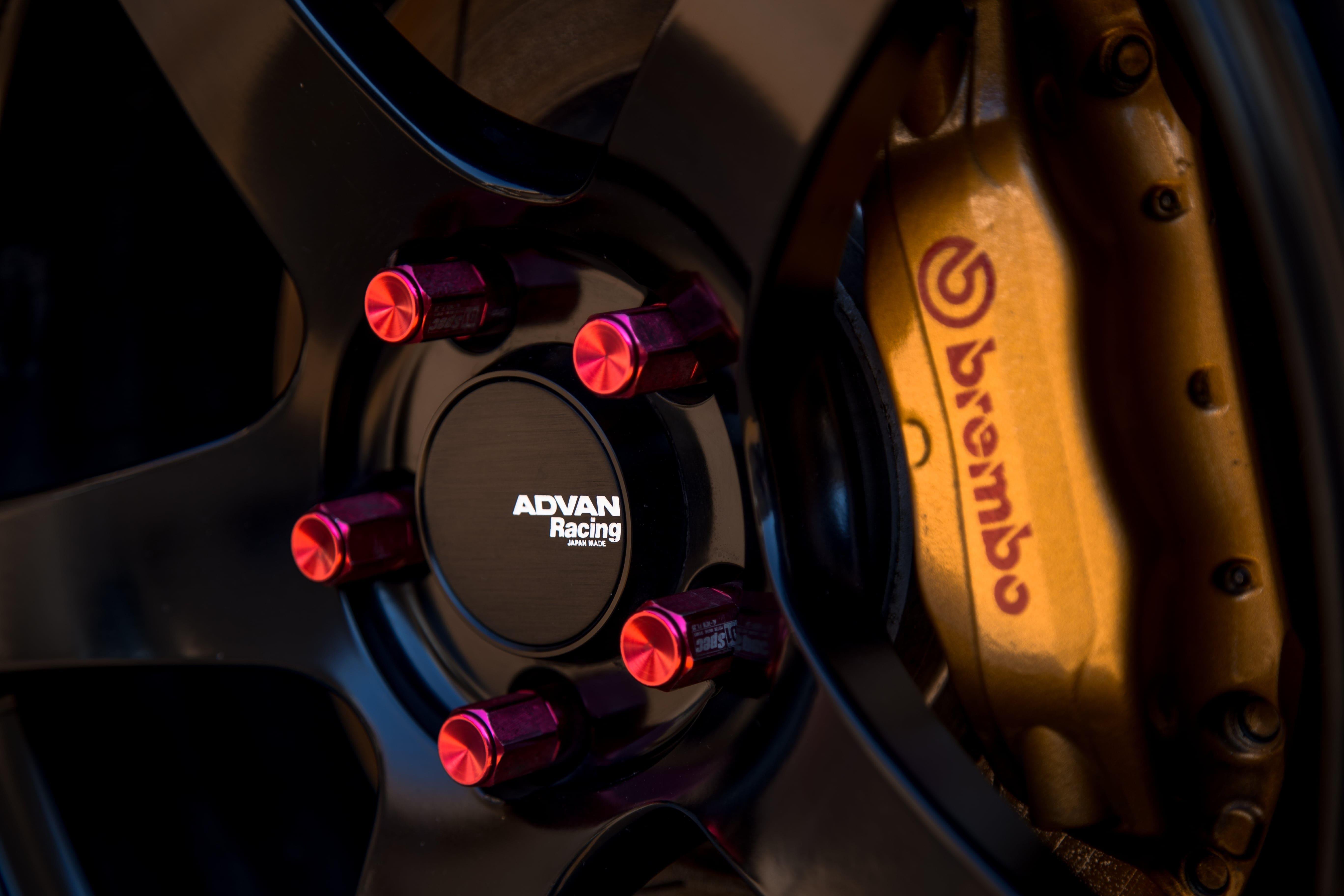 Nissan Skyline GT-R Tyres