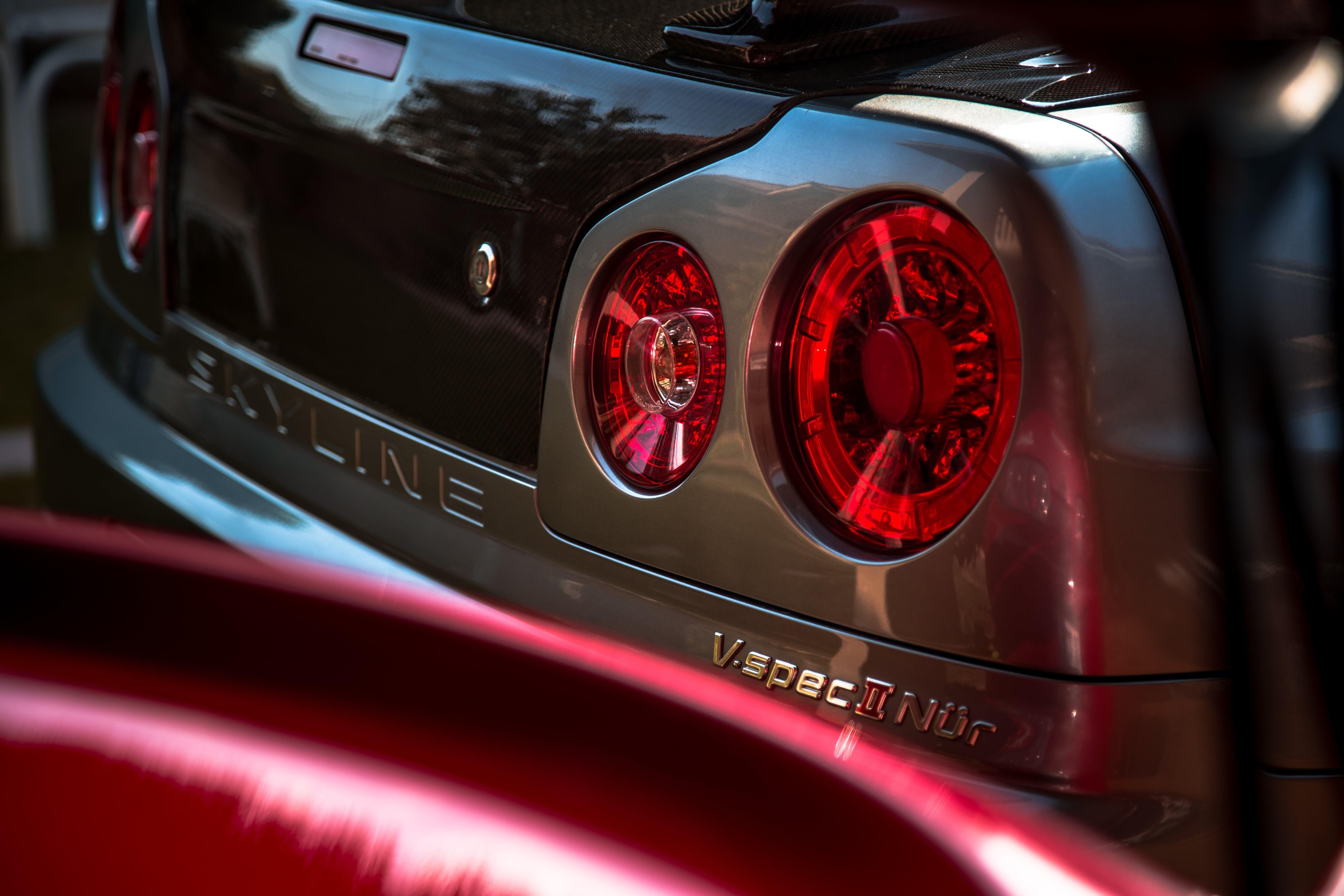 Nissan Skyline GT-R Tail Lights