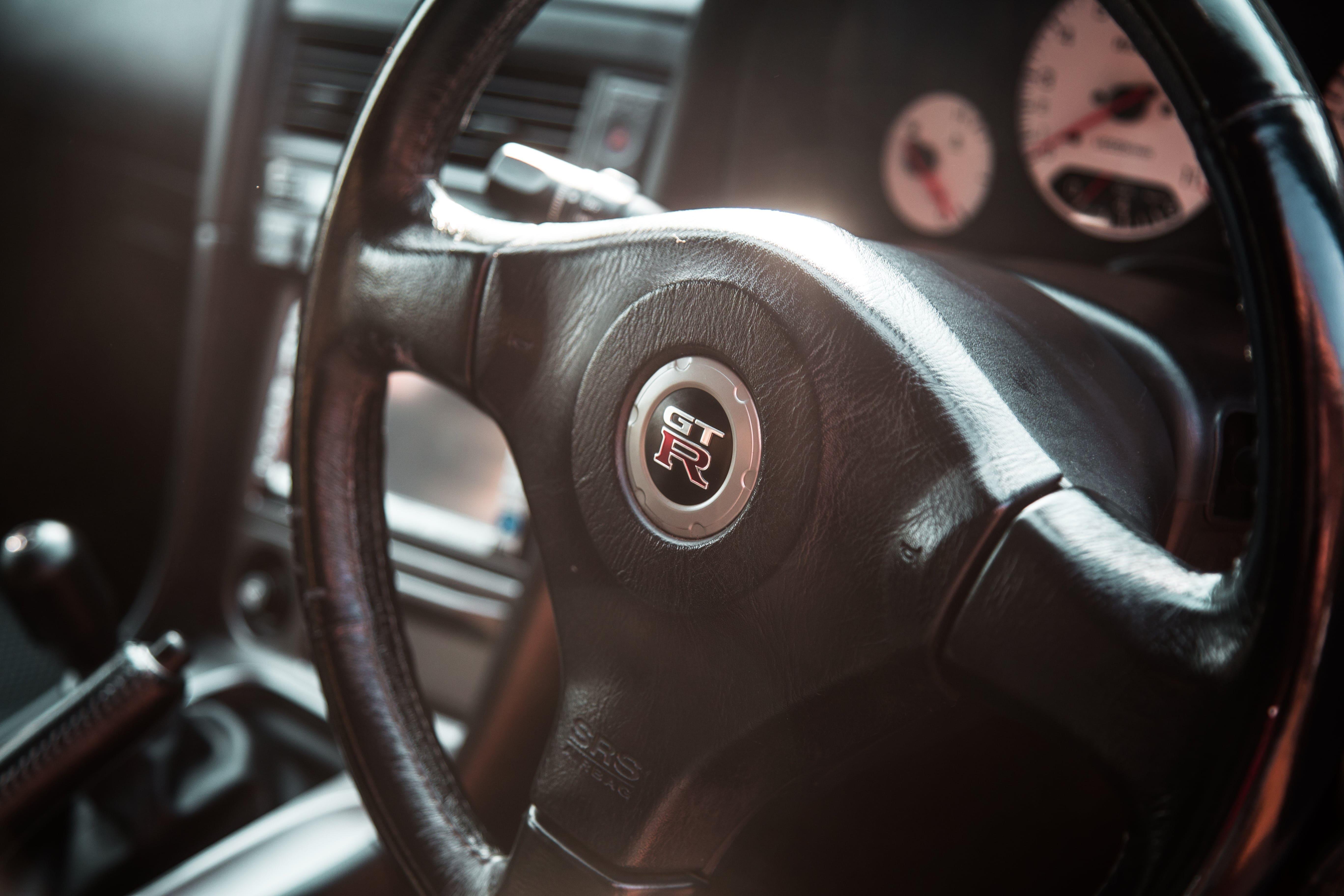 Nissan Skyline GT-R Steering Wheel