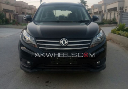 DFSK GLORY 580T exterior picture (cars launched in Pakistan during 2019)