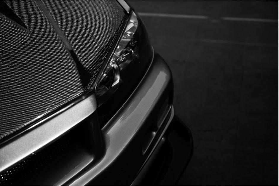 Nissan Skyline GT-R Headlights