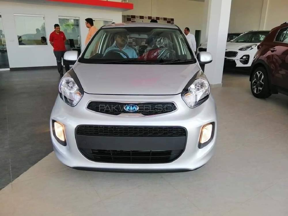 KIA PICANTO 2019 exterior picture (cars launched in Pakistan during 2019)