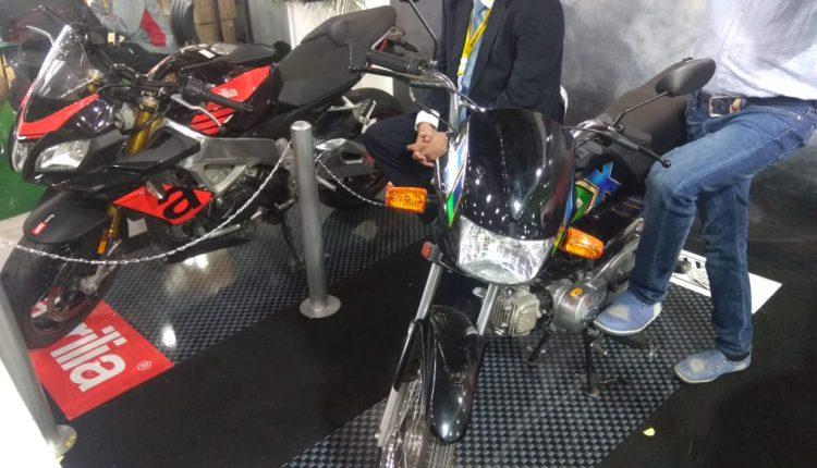 70 cc Ravi Premium R1.