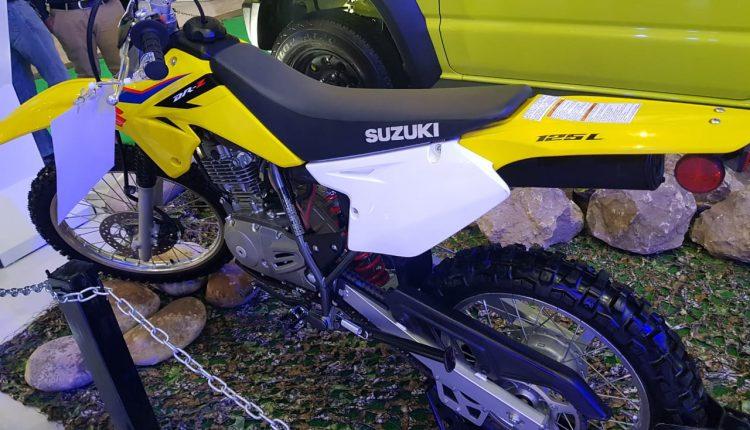 DR-Z 125 L