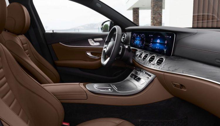Mercedes-Benz E Class Interior