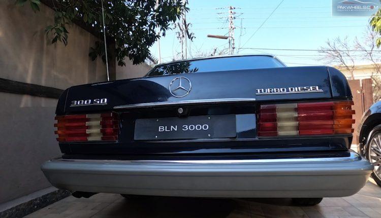 Mercedes S Class 300 SEL
