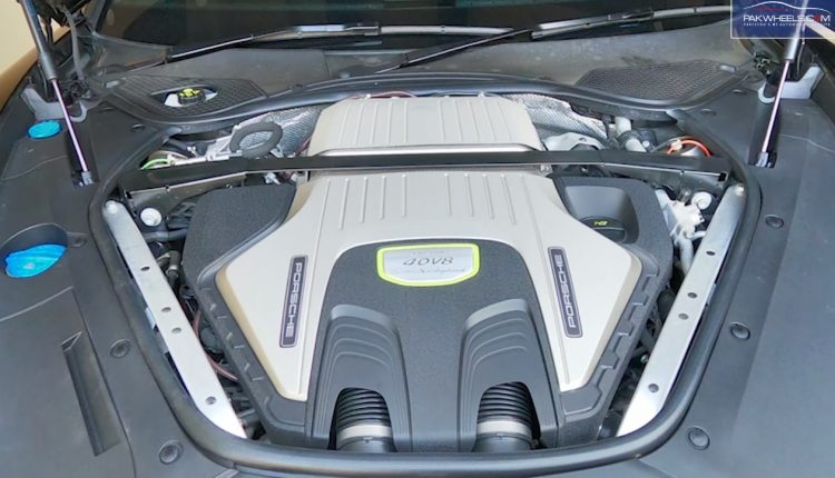 Panamera Turbo S E-Hybrid