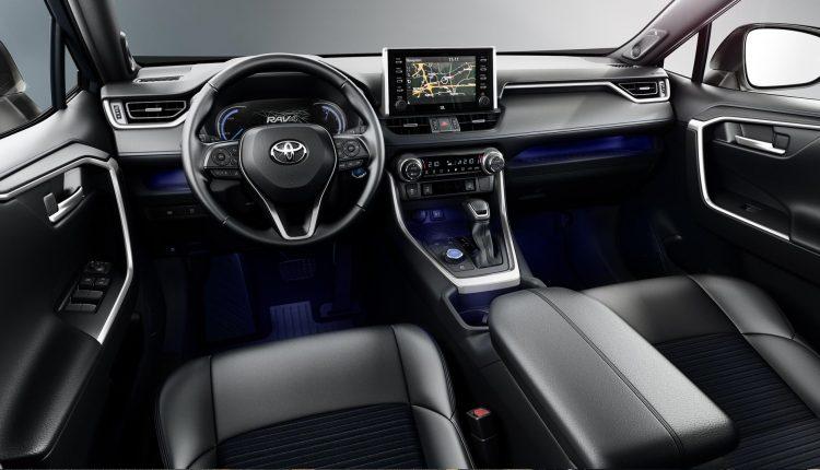 Toyota-RAV4 Interior