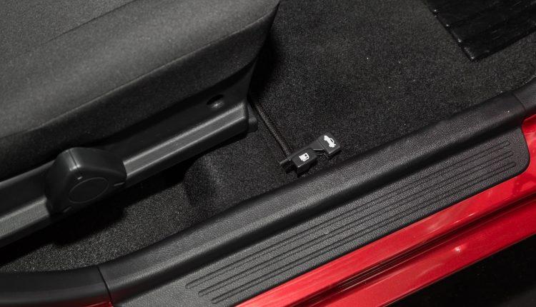 Proton Saga Seat