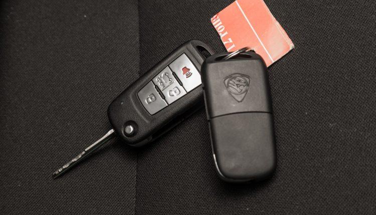 Proton Saga Keys