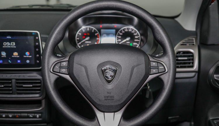 Proton Saga Steering Wheel