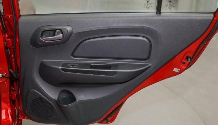 Proton Saga Door