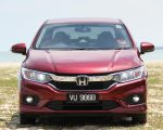New Honda City Red front