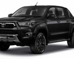 Toyota Hilux Facelift version